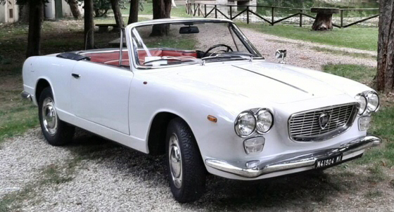 Photo of 1964 Lancia Flavia Vignale Convertibile
