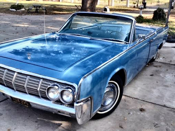 1964 lincoln continental 4dr convertible. Black Bedroom Furniture Sets. Home Design Ideas