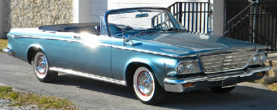 Photo of 1964 Chrysler Newport Convertible