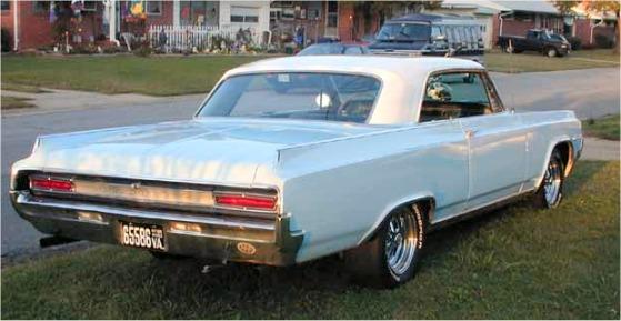 1964 Oldsmobile Jetstar 88 Hardtop