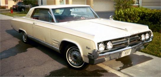 1964 Oldsmobile Starfire coupe