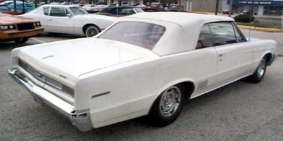 Photo of 1964 PONTIAC LEMANS SPORT CONVERTIBLE