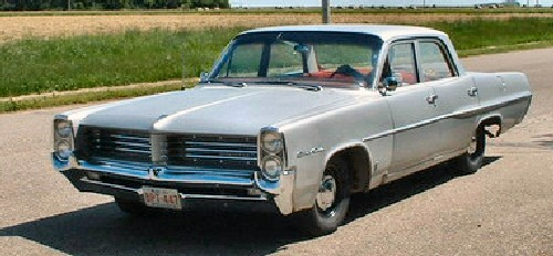 1964 Pontiac Strato Chief