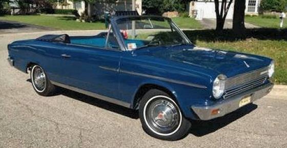 Photo of 1964  Rambler American 440 Convertible