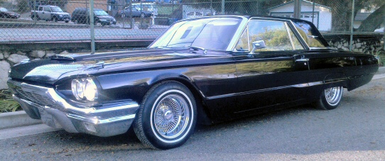 1964 Thunderbird Coupe