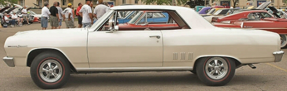 Photo of 1965 Acadian Beaumont Sport Deluxe L79 Rare Muscle Car