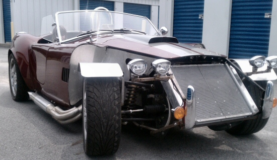 1965 Ac Cobra Factory Five Open Wheel Replica For Sale
