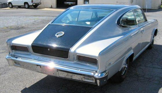 Photo of 1965 AMC Marlin Fastback