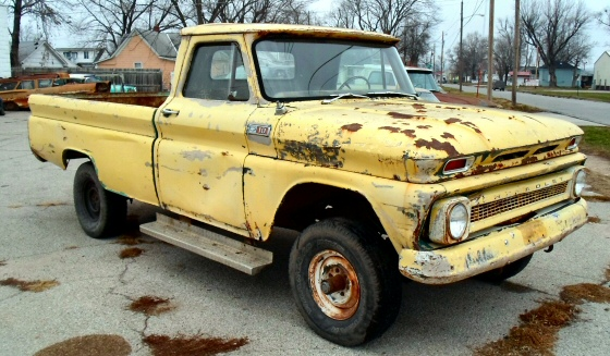 Picture of 1965 Chevrolet C10 4x4 LWB Fleetside Pickup