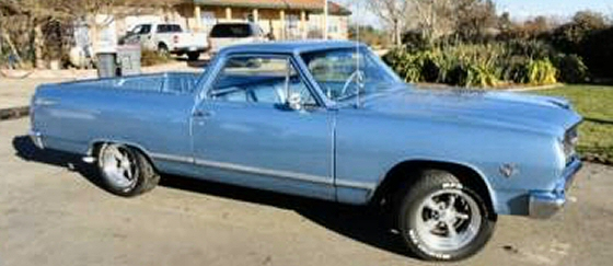 Photo of 1965 El Camino Restored Completely  Stock