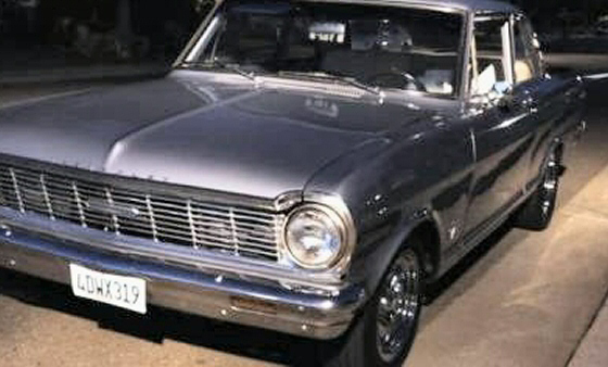 Photo of 1965 Chevy II With Restored 5 Speed Manual Transmission