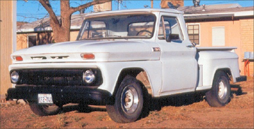 1965 Stepside Chevy Pickup