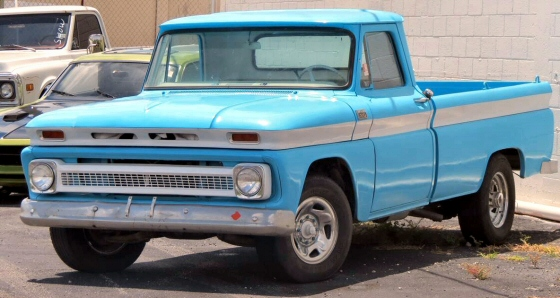 Photo of 1965 Chevrolet Pick Up Truck