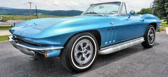 Photo of 1965 Chevrolet Corvette Roadster