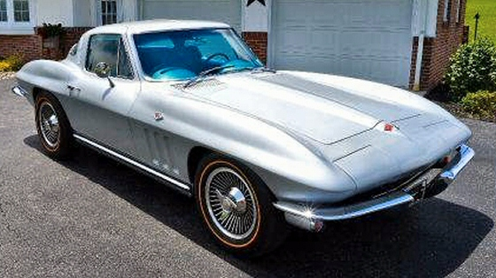 Photo of 1965 Chevrolet Corvette Coupe Frame Off Restoration