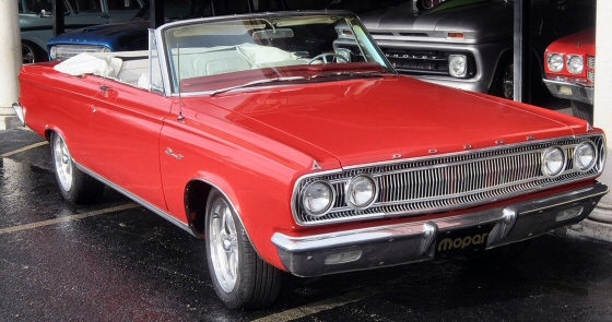 Photo of 1965 Dodge 426 Wedge V8 Convertible