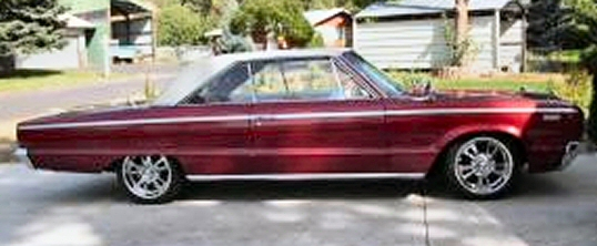 Photo of 1965 Dodge Custom 880 2 Door Hardtop
