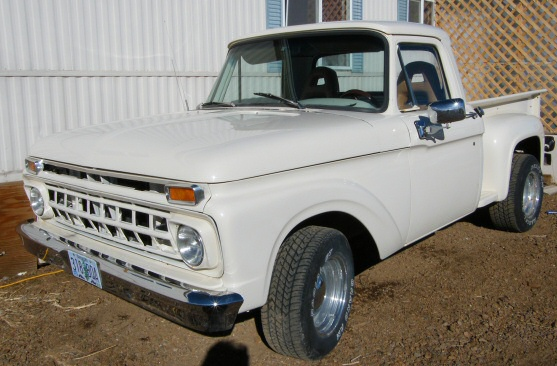 1965 Ford Stepside Pickup