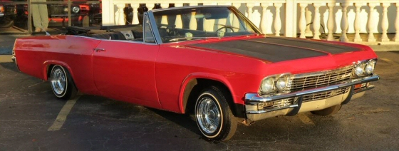 Picture of 1965 CHEVROLET IMPALA CONVERTIBLE
