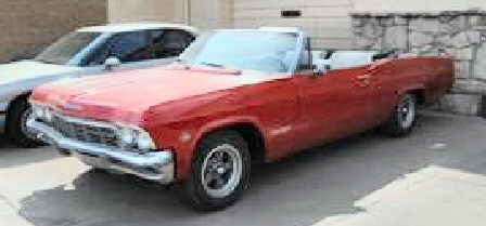 1965 Chevy Impala Convertible for Sale