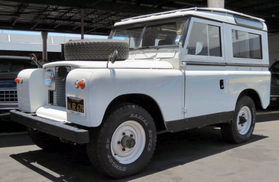 Photo of 1965 Land Rover Defender 3 Door