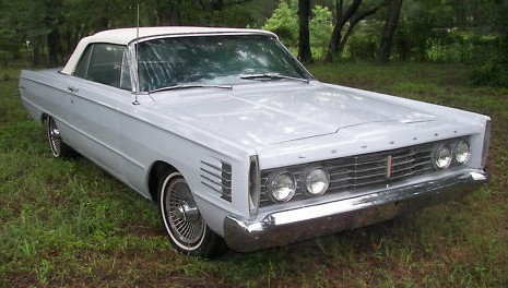 Photo of 1965 Mercury Monterey Convertible