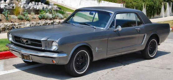 Lojack For Cars >> 1965 Mustang Coupe