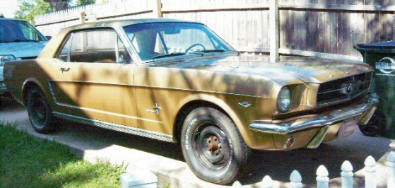 Photo of 1965 Mustang
