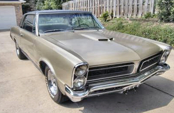 Photo of 1965 Pontiac GTO 2DR Hardtop PHS Documented  and Certified