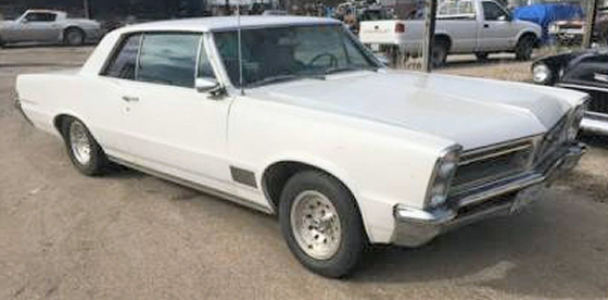 Photo of 1965 PONTIAC LEMANS SPORT COUPE WITH  HO 455/4 Speed