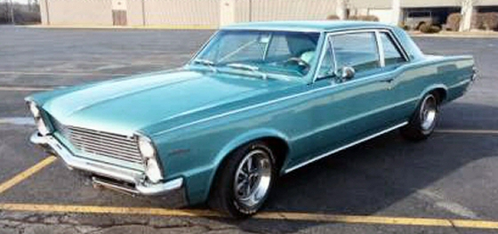 Photo of 1965 Pontiac Tempest Custom 2DR  Hardtop