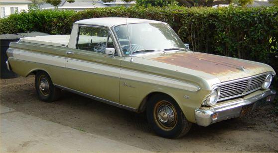 West Covina Ford >> 1965 Ranchero
