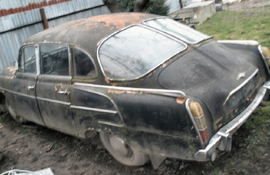 Photo of 1965 Tatra 603 4DR