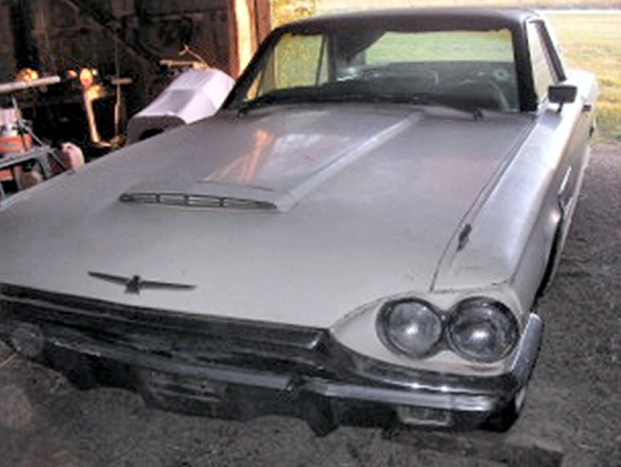 Photo of 1965 Thunderbird Coupe Restoration Project