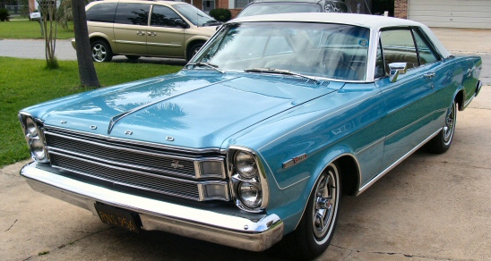 Photo of 1966 Ford 7 Litre 