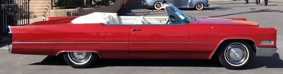 Photo of 1966 Cadillac Deville Convertible Frame-up Restoration