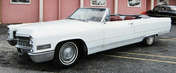 Photo of 1966 Cadillac Deville Convertible