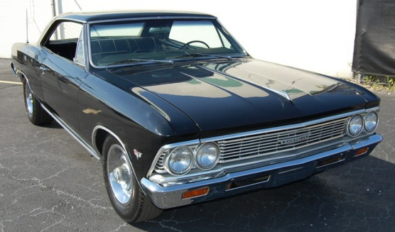 Photo of 1966 Chevrolet Chevelle 2DR HT