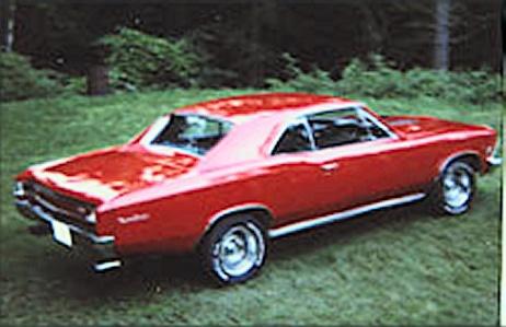 1966 Chevelle SS Clone