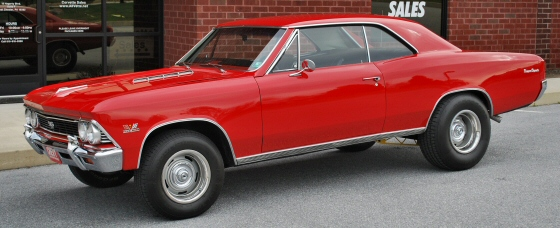 Photo of 1966 CHEVELLE SS 
