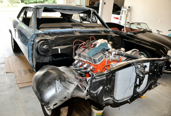 Photo of 1966 Chevrolet Chevelle SS 396 Coupe Project
