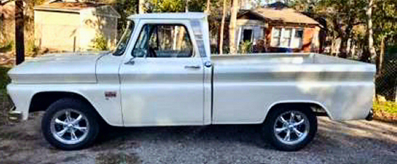 Photo of 1966 Chevrolet C10 Pickup Truck