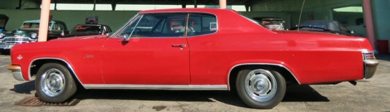 Photo of 1966 Chevrolet Caprice 2 DR Hardtop