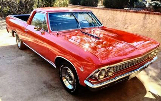 Photo of 1966 Chevy El Camino