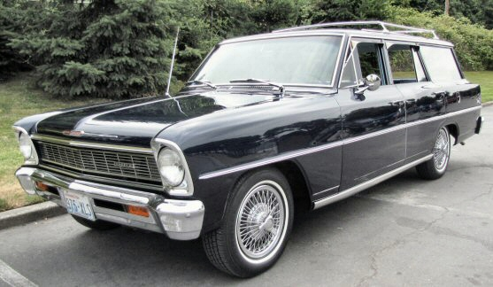 Picture of 1966 Chevrolet Chevy II Nova Wagon