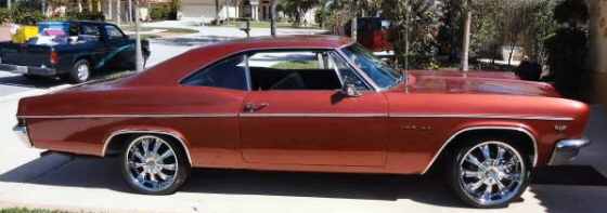 Photo of 1966 CHEVY IMPALA  SUPER SPORT 2 DR HARDTOP
