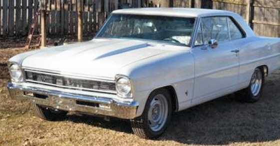 Photo of 1966 Chevy Nova SS 2DR Hardtop Clone