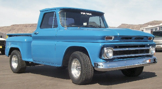 1966 Chevy Stepside Pickup