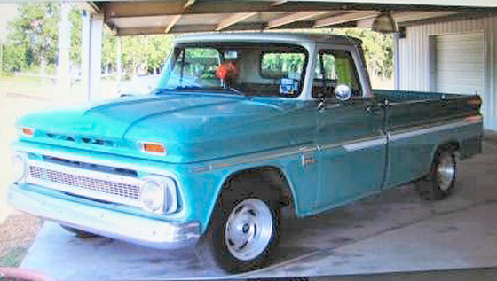 Photo of  1966 Chevy Pickup Truck
