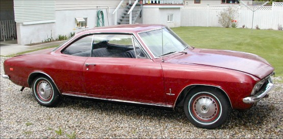 1966 Corvair Monza 2Dr